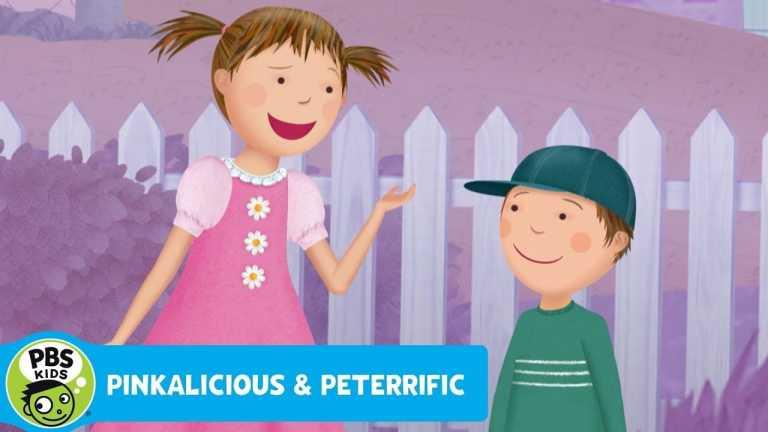PINKALCIOUS & PETERRIFIC | Bloom bloom Pinkabloom! | PBS KIDS