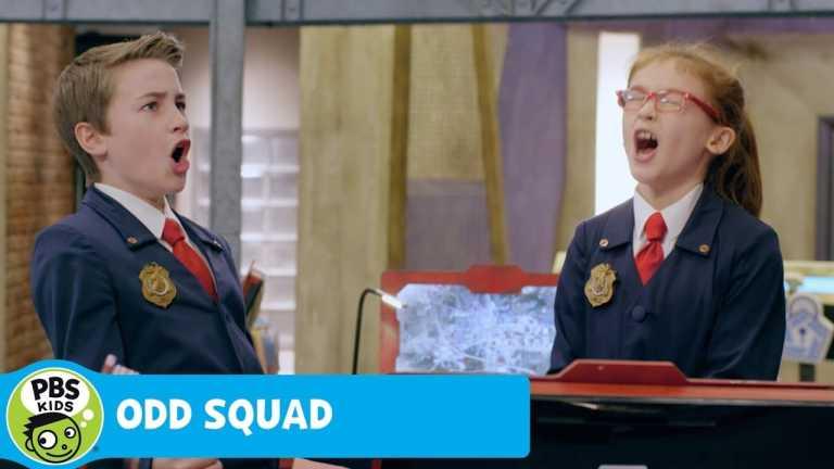 ODD SQUAD   Rookie Night!   PBS KIDS