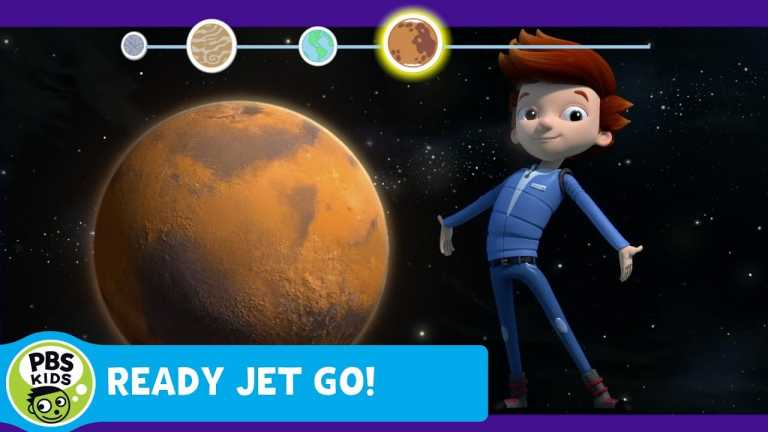 READY JET GO! | The Solar System Song | PBS KIDS