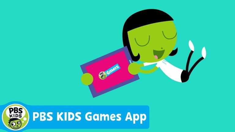 APPS & GAMES | It's Here! The *FREE* PBS KIDS GAMES app! Download Now! | PBS KIDS
