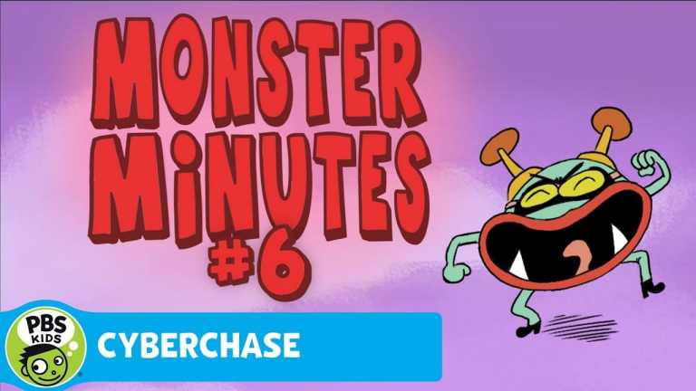 CYBERCHASE | MONSTER MINUTES – CHAPTER #6 | PBS KIDS