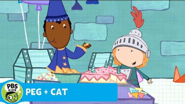 PEG + CAT | The Silliest Song | PBS KIDS