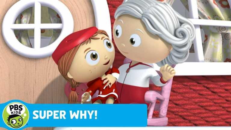 SUPER WHY!   Super Celebrations – Love   PBS KIDS