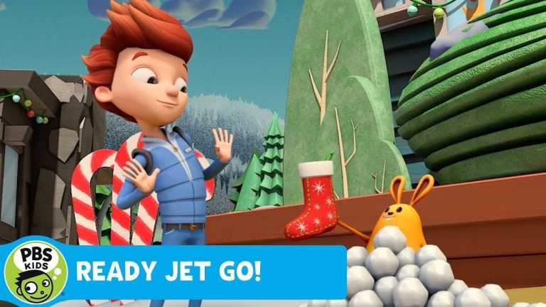 """READY JET GO! 