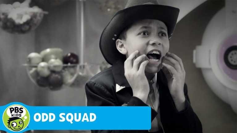 ODD SQUAD | Missing Moustache | PBS KIDS