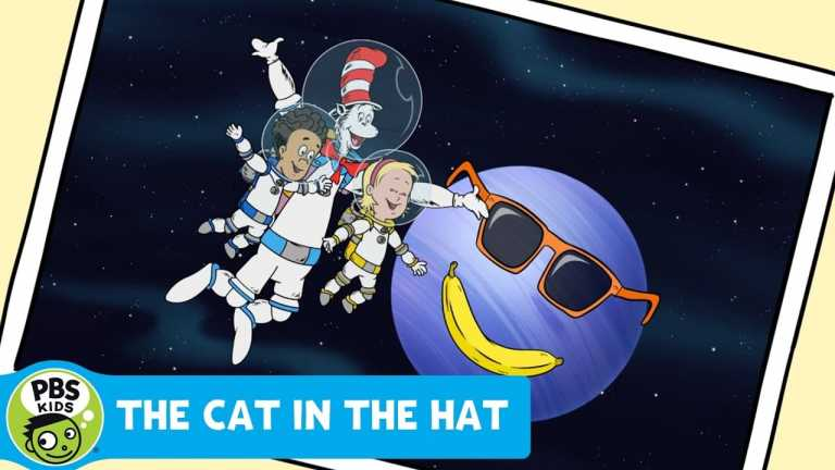 THE CAT IN THE HAT KNOWS A LOT ABOUT THAT! | Space Explorer Song | PBS KIDS