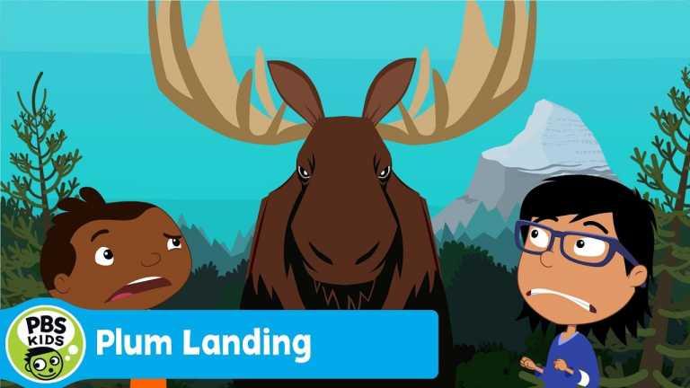 PLUM LANDING | Moose Mania! Mountains, Part 2 | PBS KIDS