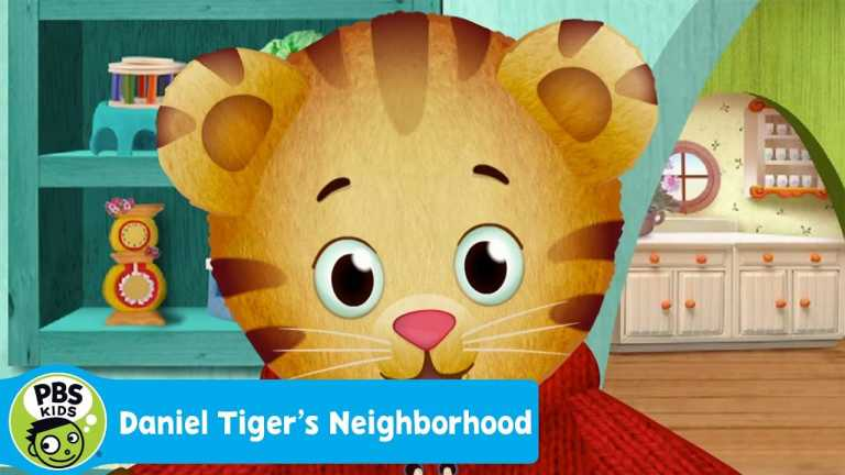 DANIEL TIGER'S NEIGHBORHOOD | Evie at the Bakery | PBS KIDS