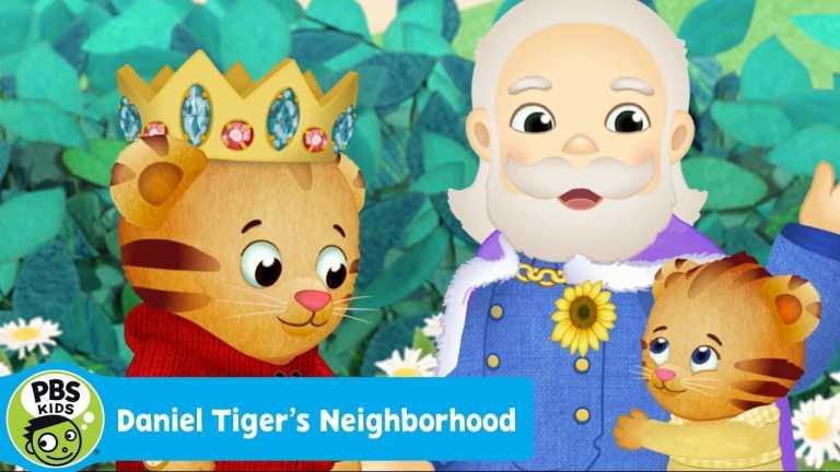 """Daniel Tiger's Neighborhood   """"It's Great to Be Kind"""" Song   PBS KIDS"""