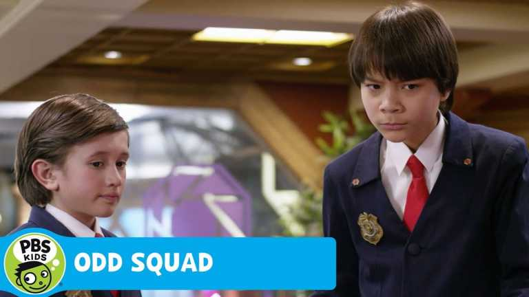 ODD SQUAD | Otto's New Partner | PBS KIDS