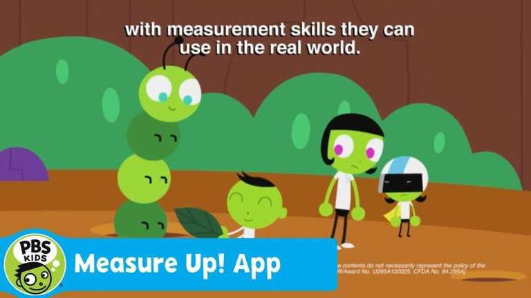 PBS KIDS Measure Up! App | Part 2: Staircase | PBS KIDS
