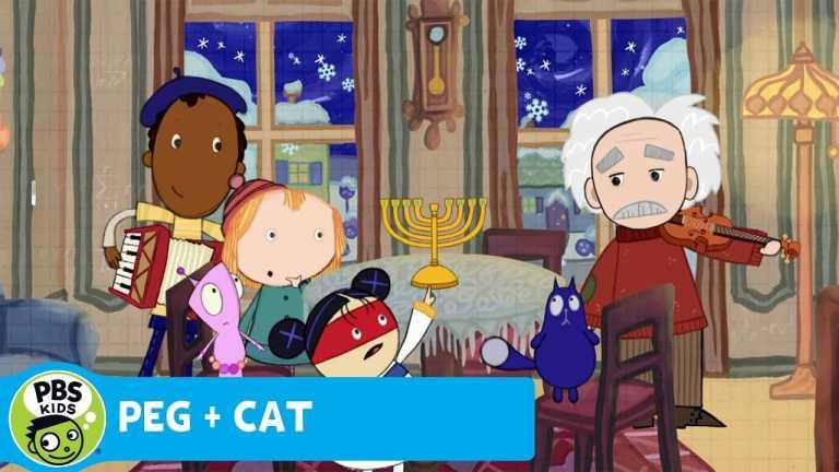 PEG + CAT | Eight Days of Hanukkah | PBS KIDS