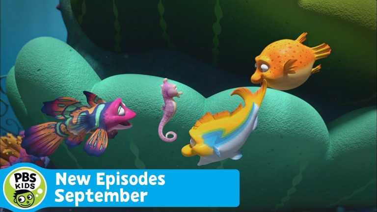 SPLASH AND BUBBLES   Brand New Episodes of Splash & Bubbles on September 25th!   PBS KIDS