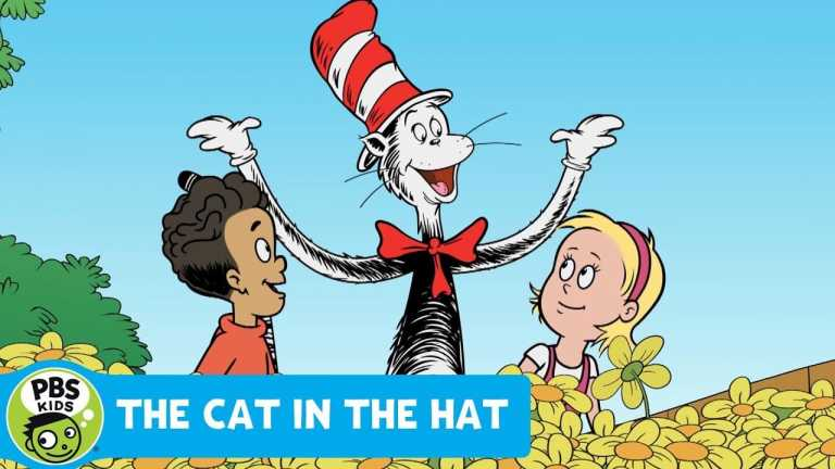 THE CAT IN THE HAT KNOWS A LOT ABOUT THAT!   Count Your Senses!   PBS KIDS