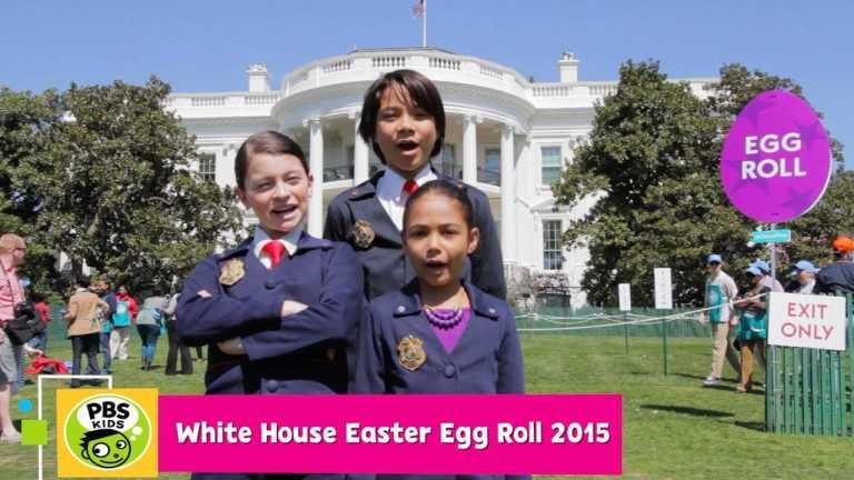 PBS KIDS | White House Easter Egg Roll 2015 #WHEER