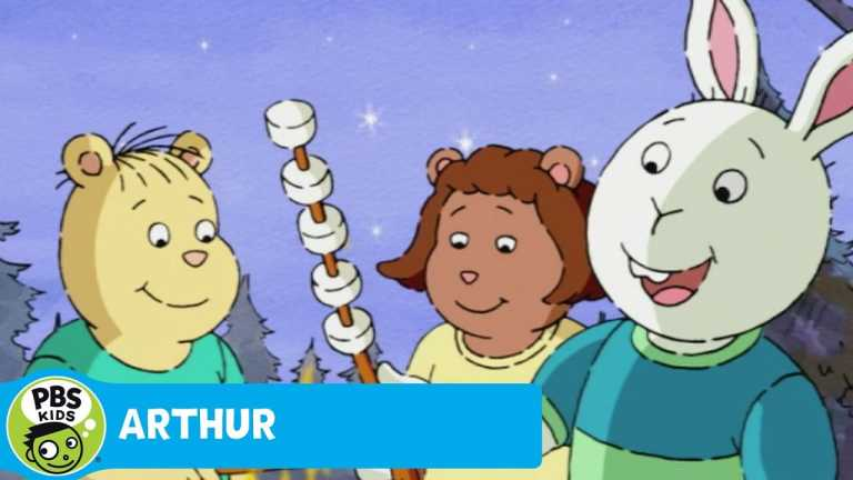 ARTHUR | Can Buster Make New Friends at Camp? | PBS KIDS