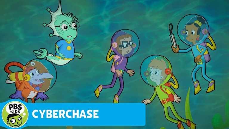 CYBERCHASE | In Hot Water | PBS KIDS