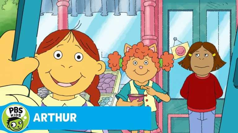 ARTHUR | Muffy's Tour of Elwood City | PBS KIDS