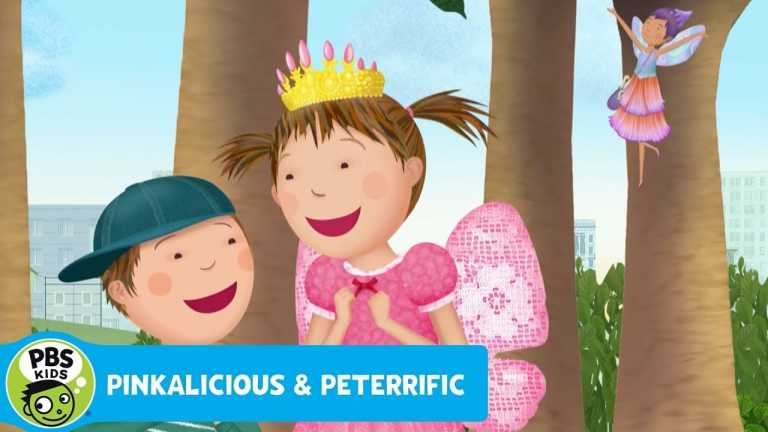 PINKALICIOUS & PETERRIFIC | Meet Penelope the Painting Pixie! | PBS KIDS