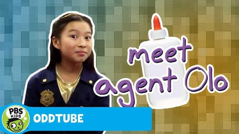 ODDTUBE   Meet Agent Olo   PBS KIDS