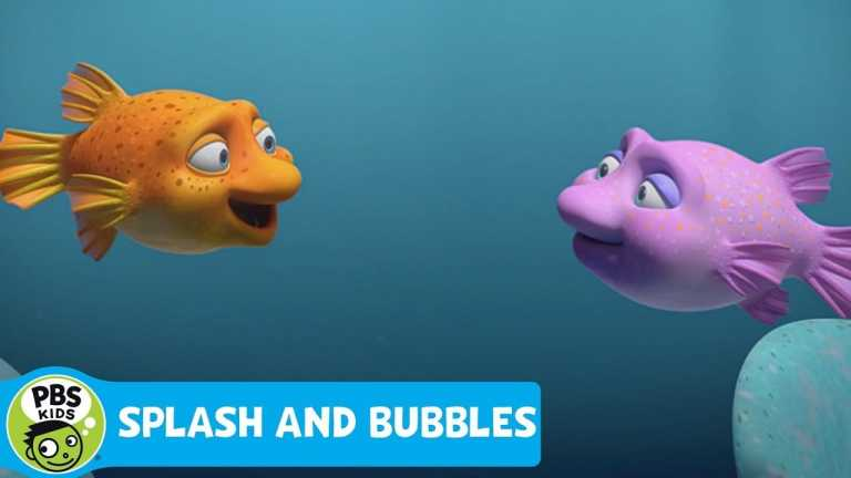 SPLASH AND BUBBLES | You Can Never Have Too Many Friends | PBS KIDS