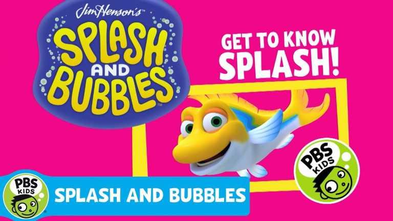 SPLASH AND BUBBLES | Meet Splash! | PBS KIDS