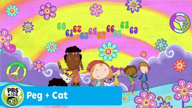 PEG + CAT | The Sixties (Song) | PBS KIDS