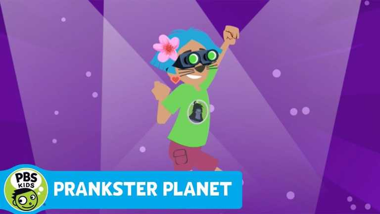 APPS & GAMES | Prankster Planet | PBS KIDS