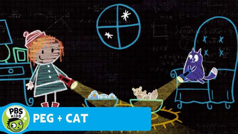 PEG + CAT | Use Your Light | PBS KIDS