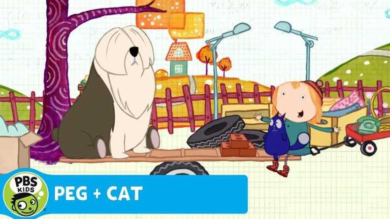 PEG + CAT   Balancing Big Dog   PBS KIDS