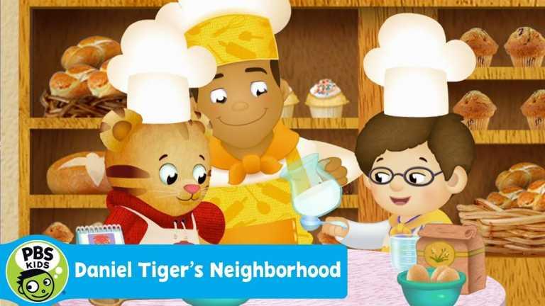 DANIEL TIGER'S NEIGHBORHOOD | Prince Wednesday Spills the Milk | PBS KIDS