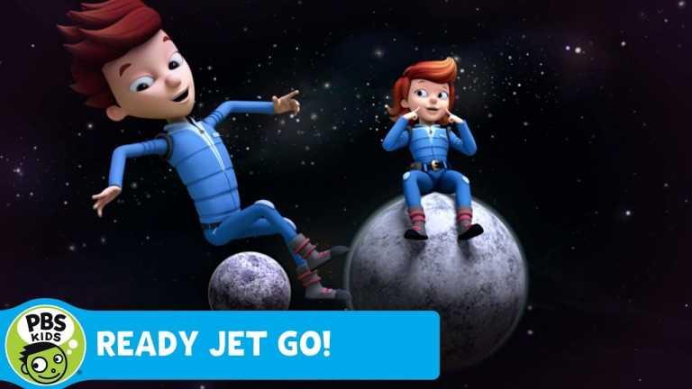 READY JET GO! | Bortron Solar System Song | PBS KIDS