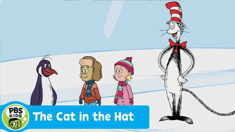 THE CAT IN THE HAT KNOWS A LOT ABOUT THAT | Penguin Feathers | PBS KIDS