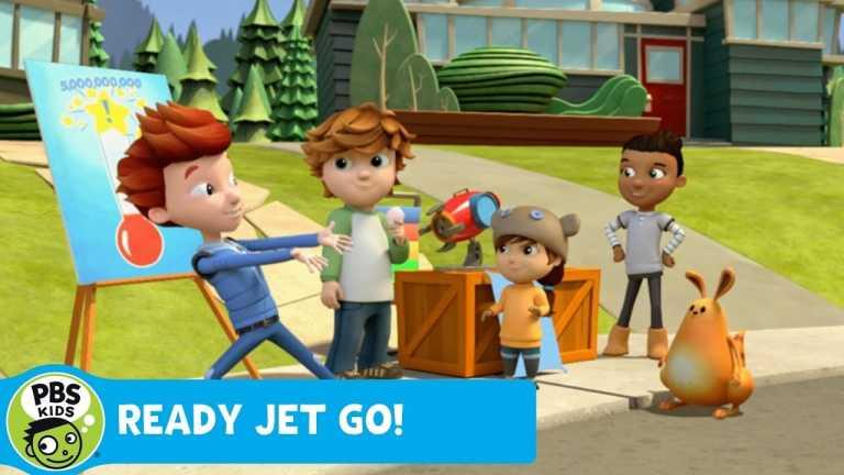 READY JET GO! | Mission to Mars | PBS KIDS