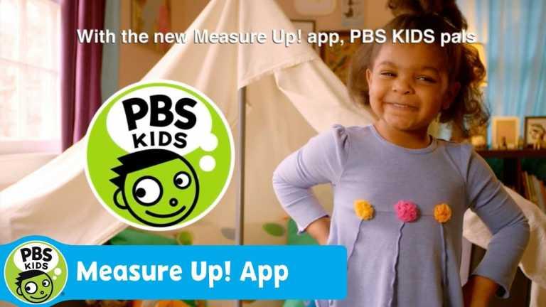 PBS KIDS Measure Up! App | Part 3: Fort fun | PBS KIDS
