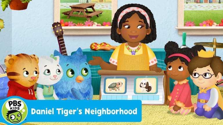 DANIEL TIGER'S NEIGHBORHOOD | Stop, Think and Choose! | PBS KIDS