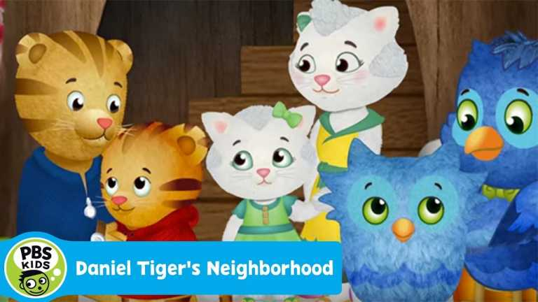 DANIEL TIGER'S NEIGHBORHOOD | Follow the Plan | PBS KIDS