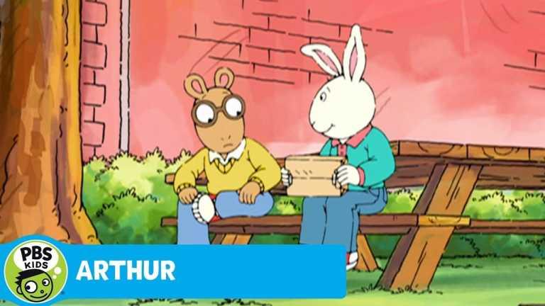 ARTHUR | Who is Buster's Secret Admirer? | PBS KIDS