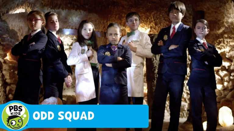 ODD SQUAD: THE MOVIE   Special Agents   PBS KIDS