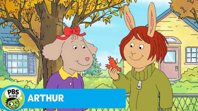 ARTHUR | Gourdenstein | PBS KIDS