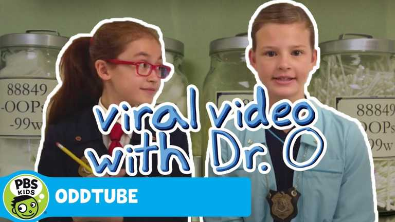 ODDTUBE | Viral Video with Dr. O | PBS KIDS