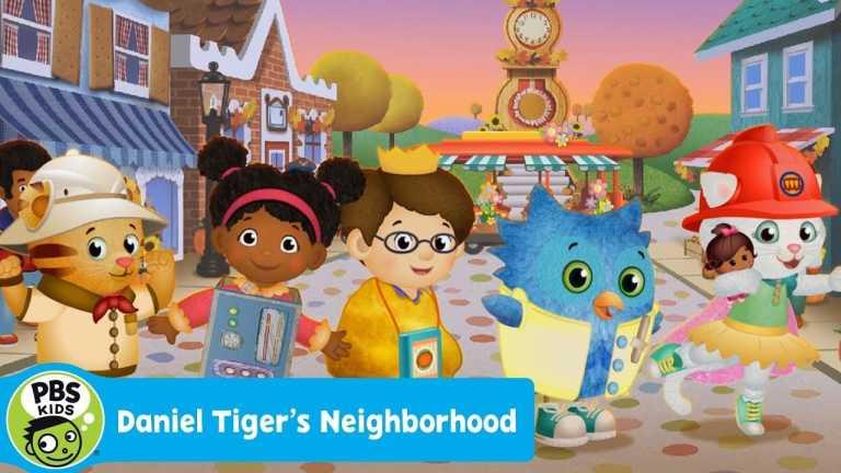 DANIEL TIGER'S NEIGHBORHOOD | The Dress Up Day Parade | PBS KIDS