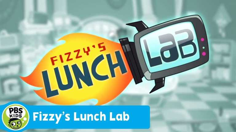 FIZZY'S LUNCH LAB | Welcome to Fizzy's Lunch Lab | PBS KIDS