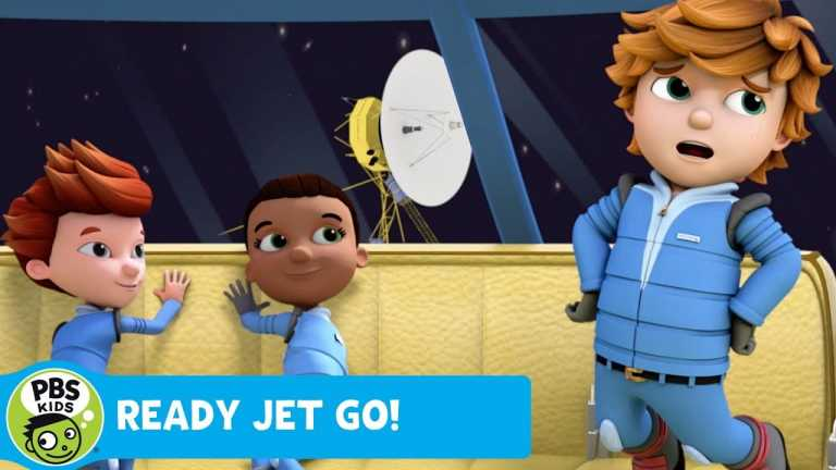 READY JET GO! | A Visit to Voyager One | PBS KIDS