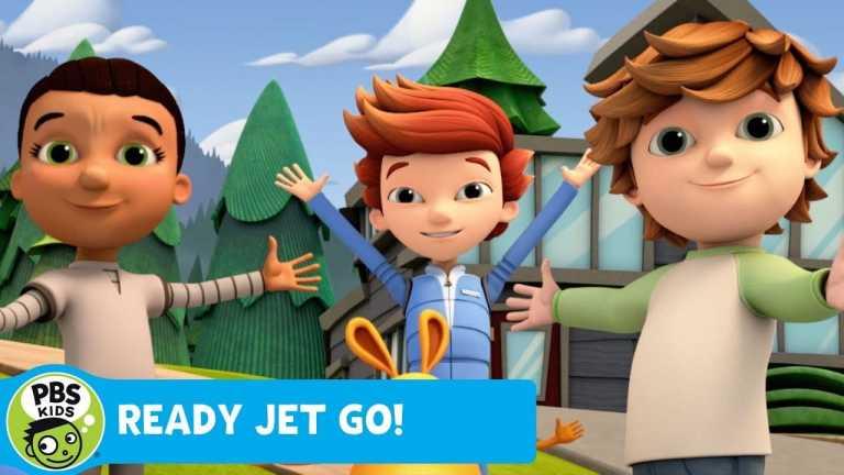 READY JET GO! | Mindy's Own Space Helmet | PBS KIDS