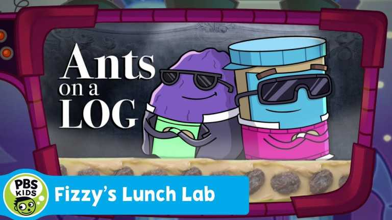 FIZZY'S LUNCH LAB | Lunch Lab Live: Natural Nut | PBS KIDS