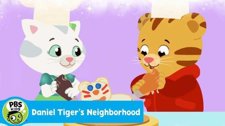 DANIEL TIGER'S NEIGHBORHOOD | Friends Help Each Other (Song) | PBS KIDS