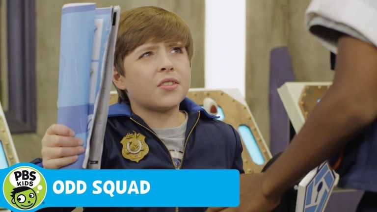 ODD SQUAD   Here, Fly!   PBS KIDS
