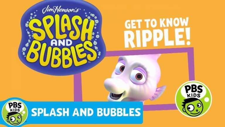 SPLASH AND BUBBLES | Meet Ripple! | PBS KIDS