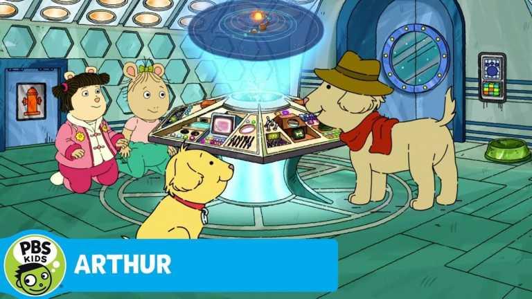 ARTHUR | Adventures on Venus | PBS KIDS